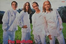 THE MOFFATTS - A3 Poster (ca. 42 x 28 cm) - Clippings Fan Sammlung NEU