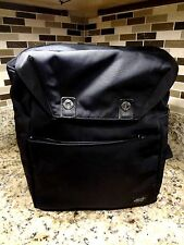 **JACK SPADE**  BLACK  BACKPACK MAN NYLON