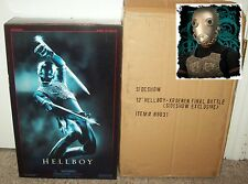 "2004 Kroenen Sideshow Exclusive 12"" Final Battle Figure MISB 1/6 Hellboy nazi"