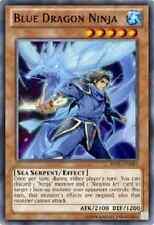 Yugioh REDU-EN083 Blue Dragon Ninja Super Rare Card