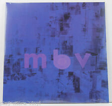 MY BLOODY VALENTINE MBV LP vinyl +cd UK 2013 MBVLP01 new/sealed!