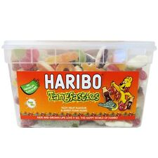 Haribo Tangfastics - Massive Tub - 2kg Retro Sweets Tub Mix Sweets