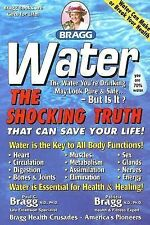 Water: The Shocking Truth That can Save Your Life, Patricia Bragg, Good Book