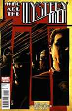 WHO ARE THE MYSTERY MEN #1-5 VERY FINE/ NEAR MINT