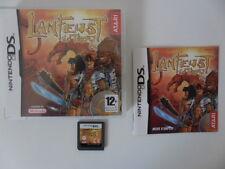 LANFEUST DE TROY - NINTENDO DS - JEU DS DS LITE DSI 3DS COMPLET