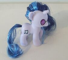 G4 My Little Pony DJ Pon-3 Vinyl Scratch Brushable Hasbro MLP FiM