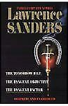 Sanders: Three Complete Novels: The Tomorrow File, The Tangent Objective, The T