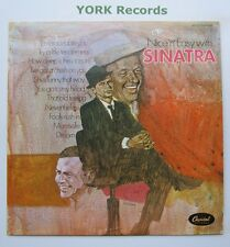 FRANK SINATRA - Nice n Easy With .. - Excellent Condition LP Record MFP 5258