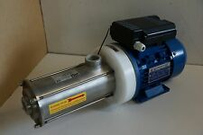 PROGRESSIVE CAVITY PUMP SYDEX FM036 ALL S/STEEL MODEL & MOTOR 240v or 3 Phase