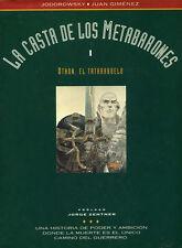 Libro Comic La casta de los metabarones -1- Jodorowsky y Juan Giménez