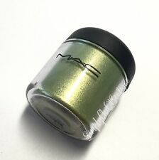 RARE MAC Pigment  *GOLDER'S GREEN* Eyeshadow 7.5g Jar Limited Edition NEW