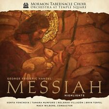 Handel's Messiah - Highlights - Mormon Tabernacle Choir / Orchest (2016, CD NEU)