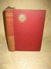 Antique Collectable Book Of The Vicar Of Wakefield, By Oliver Goldsmith - 1898