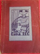 WINTER 1935 THE DANA LOG DANA JUNIOR HIGH SCHOOL YEARBOOK SAN PEDRO LOS ANGELES