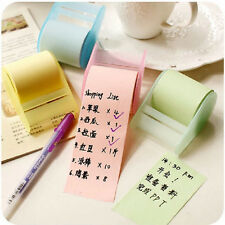 """8M Tape-Like Post-it Sticky Memo Message Note """"Cut it at any Length"""""""