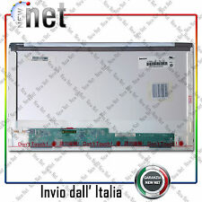 "DISPLAY LCD  15.6"" HP G61-406EL VY392EA 1366x768 LED 40 PIN basso/sinistra 0797"