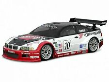 HPI BMW M3 GT BODY (200MM) Unpainted Body NEW HPI-7452