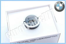 BMW Genuine USB Charger For Cigarette Lighter Apple iPod iPad iPhone NEW OEM