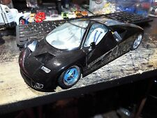 Maisto 1995 Collectable Special Edition BLACK Ford GT90 1/18 Scale Die Cast Car