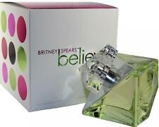 BELIEVE By Britney Spears 3.4 3.3 oz 100 ml Women Perfume EDP Spray NIB