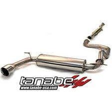 Tanabe Medalion Touring Cat-Back Exhaust 1990-1993 Integra Hatchback T70029