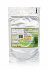 100g Ascorbic Acid powder•Vitamin C•Pharmaceutical grade•100% pure!•BP/USP/EP•