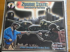 Zombie State Games diplomcy of the Dead Board Game Brett-Spiel