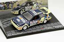 Ford Sierra RS Cosworth #15 Tour de Corse 1989 Cunico, Sghedoni 1:43 Altaya