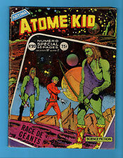 ►ATOME KID N°20 - SPECIAL 68 PAGES - RACE DE GEANT - 1958 - ARTIMA
