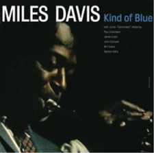 "Miles Davis-Kind of Blue  (UK IMPORT)  Vinyl / 12"" Album (Import) NEW"