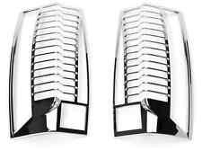 Putco 400850 Pair of Chrome Tail Light Covers for Cadillac Escalade/Escalade ESV