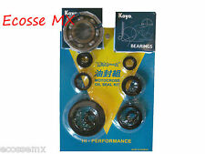 Suzuki RM80 1991-2001 KOYO Crank Bearings Engine Seal Kit