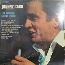 Johnny Cash & the Tennessee Two - The Singing Story Teller  (Sun 115) (sealed)