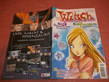 WITCH***COMIC***HEFT***NR.01/2002***MIT POSTER**!!!**