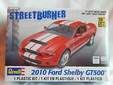 Revell 2010 Ford Mustang Shelby GT500 Model Kit