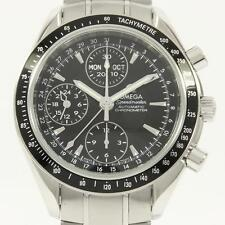 Authentic OMEGA REF.3220 50 Speedmaster Day Date Automatic  #260-001-185-0137