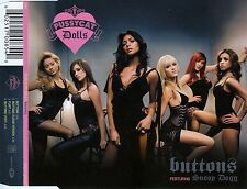 PUSSYCAT DOLLS : BUTTONS / 3 TRACK-CD + VIDEO (A&M RECORDS 2006)