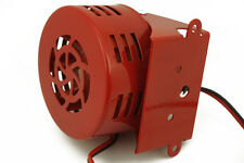 12V Motor Driven Air Raid Siren Alarm Loud Sound Fire Security Horn For Boat