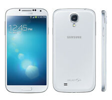 Libre TELEFONO MOVIL Blanco White  Samsung Galaxy S4 SPH-L720 4G LTE 13MP 16GB