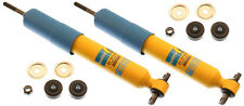 2-BILSTEIN SHOCK ABSORBERS,FRONT,97-04 FORD F-150 2WD,MONOTUBE,GAS PRESSURE