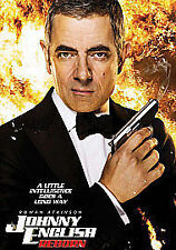 Johnny English Reborn (DVD, 2012)
