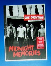 ONE DIRECTION, Midnight Memories - Fan Edition PORTUGAL, 14 x 19 cm, SEALED