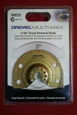"DREMEL MM501 MULTI-MAX 1/16"" Grout Removal Blade, BRAND NEW"
