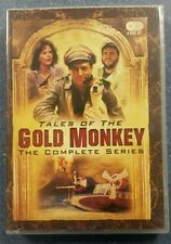 *NeW* TALES OF THE GOLD MONKEY SEALED DVD COMPLETE SERIES