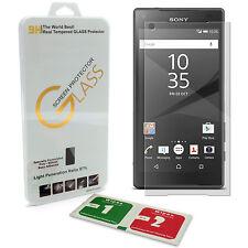 Pellicola Proteggi Schermo in Vetro Temperato per Sony Xperia Z5 Compact E5803