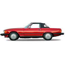 Mercedes R107 560SL 380SL 450SL Convertible Soft Top 1972-1989 BLUE STAYFAST