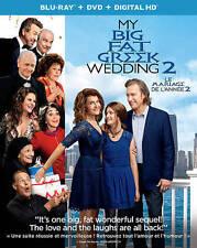 My Big Fat Greek Wedding 2 (Blu-ray, 2016) (NO DVD OR DIGITAL) (RENTAL)