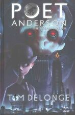 Poet Anderson: The Dream Walker by Tom Delonge Hardcover Book (English)