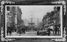B85359 strand showing gaiety theatre car voiture  london uk