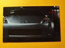 2003  NISSAN  Z MODEL SHOWROOM SALES BROCHURE  14 - PAGES